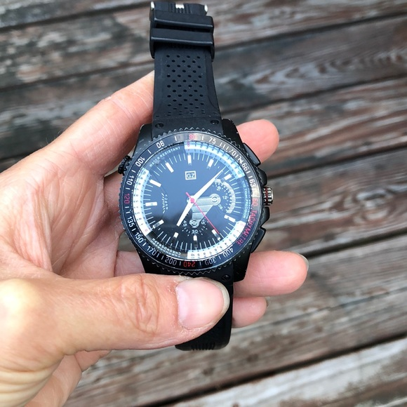 Other - 🏔Cool Mens Oversized Watch